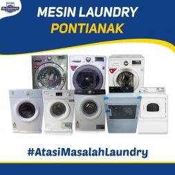 Mesin Laundry Pontianak