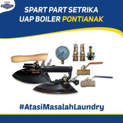 Spart Part Setrika Uap Boiler Pontianak